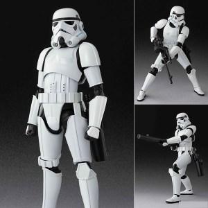 S.H.Figuarts Stormtrooper (Star Wars : A NEW HOPE) Bandai Tamashii Nations SHF