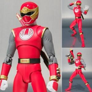 [BIB/A] S.H. Figuarts – Hurricane Red – Sentai Ranger – Tamashii Nations Bandai