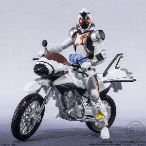 (PREORDER) SHODO-X Kamen Rider Vol. 14 (Shokugan: Wizard, Fourze & Meteor) So-do (4 inch figure)