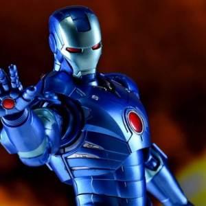 (BIB/A) S.H.Figuarts Iron Man Mk III (Mark 3) Marvel Avengers Tamashii Exclusive Bandai