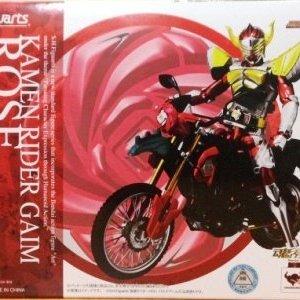 (BIB/A) Kamen Rider – S.H.Figuarts Rose Attacker Tamashii Exclusive Bandai