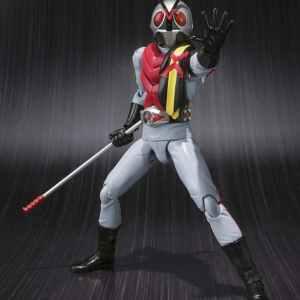 S.H. Figuarts Kamen Rider X Tamashii Nations Bandai