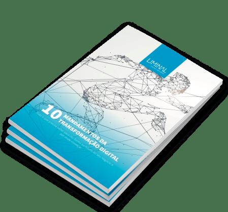 transformação digital, ebook, 10 mandamentos da transformação digital, digitalização empresas, PME