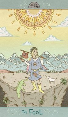 Anatomy Of A Card: How The Fool's meaning changes across different decks -  Liminal 11