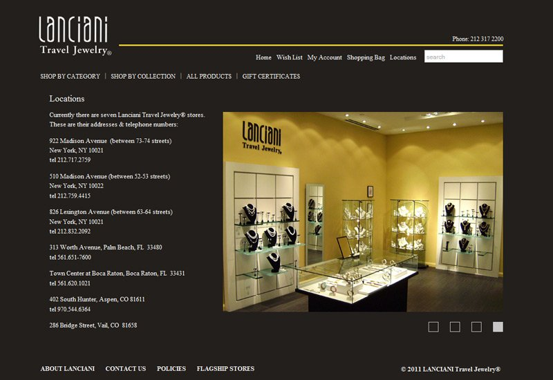 e-commerse website development by LIMIT8