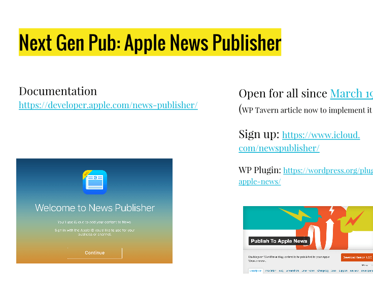 Apple-publishing