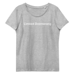 t-shirt limited boomerang