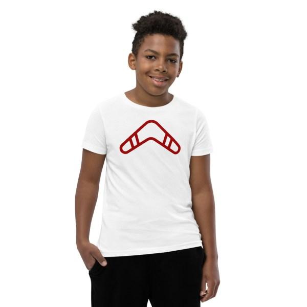 t shirt rode boomerang