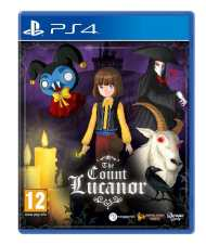 the count lucanor for ps4 cover