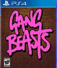 gang beasts iam8bit exclusive ps4 cover