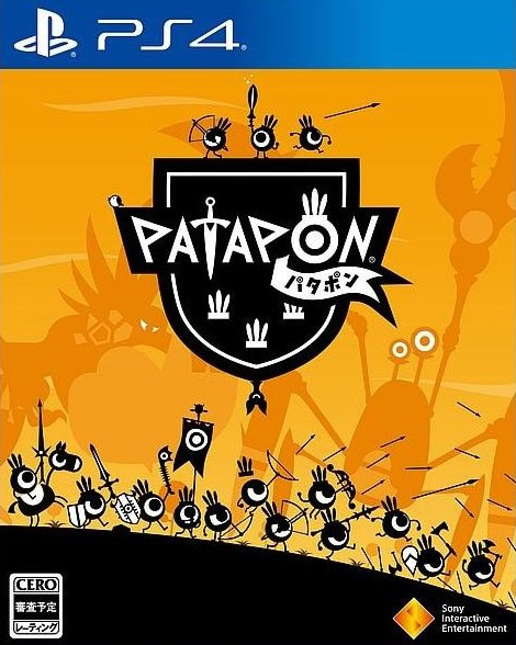 patapon remastered sony english subtitles ps4 cover