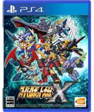 super robot wars x play-asia exclusive ps4 cover