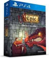 unepic collectors edition play-asia.com exclusive physical edition ps4 cover