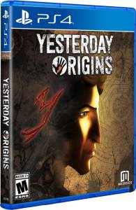 yesterday origins microids limitedrungames.com ps4 cover