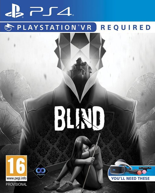 Blind For PlayStation VR PS4 Limited Game News