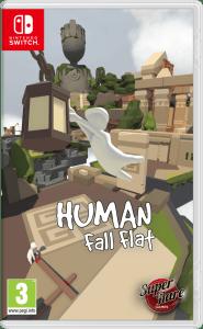 human fall flat superraregames.com nintendo switch cover