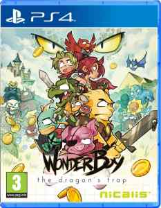 wonder boy dragons trap nicalis arc system works ps4 nintendo switch cover