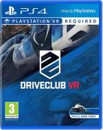 driveclub vr ps4 psvr cover