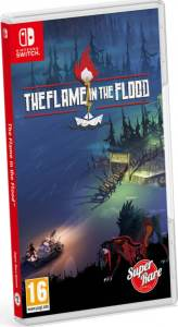 the flame in the flood superraregames.com nintendo switch cover