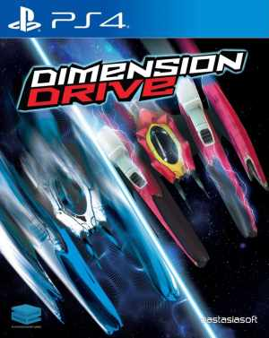 dimension drive limited edition eastasiasoft ps4 cover