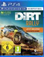 dirt rally codemasters ps4 psvr cover