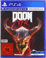 doom vfr bethesda ps4 psvr cover