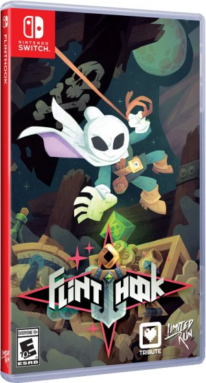 flinthook limitedrungames.com nintendo switch cover