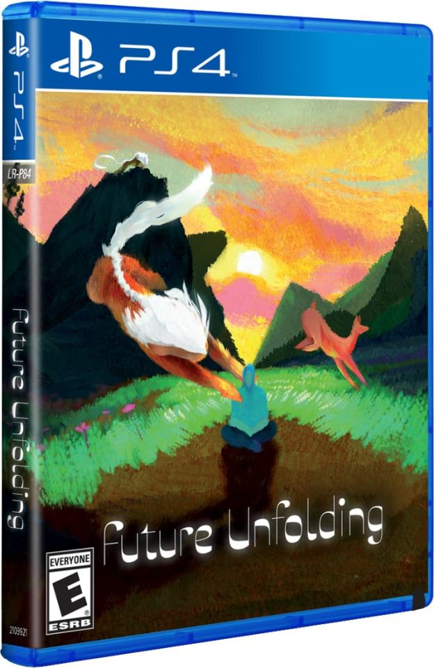 future unfolding limitedrungames.com ps4 cover