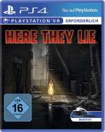 here they lie ps4 psvr cover