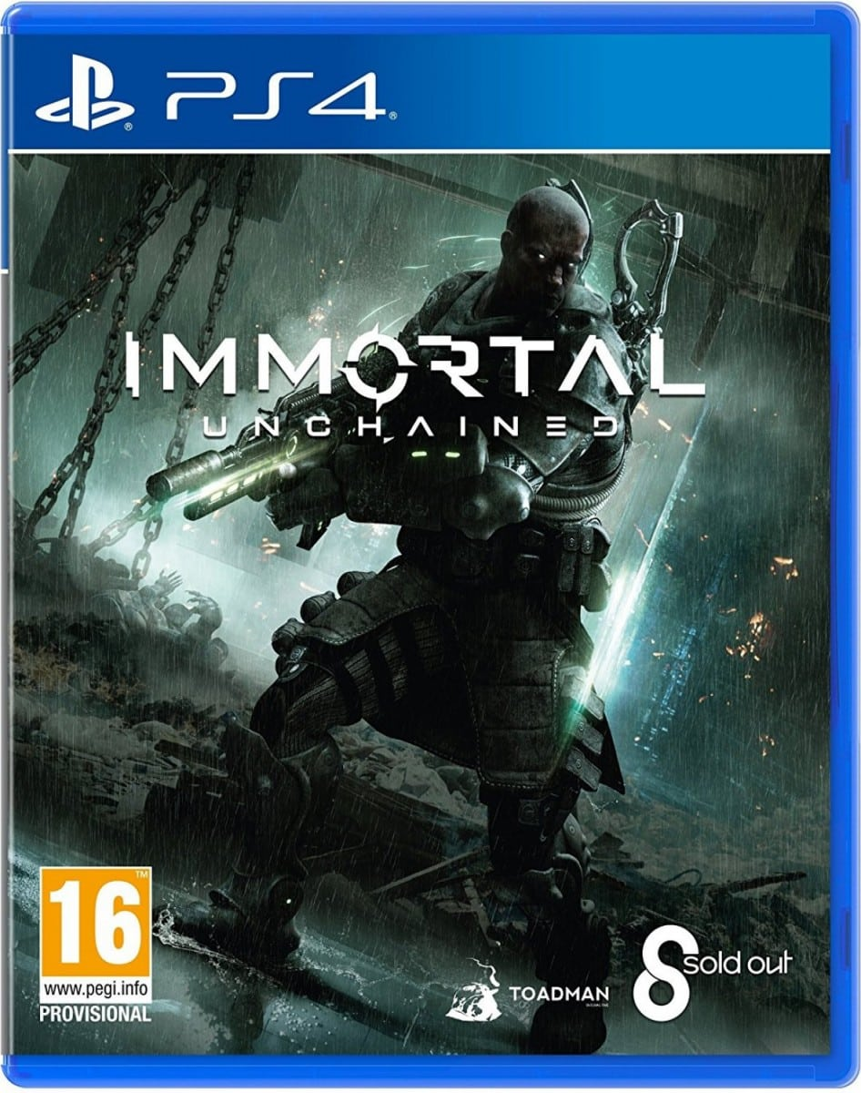 immortal unchained for ps4 xbox one limited game news. Black Bedroom Furniture Sets. Home Design Ideas