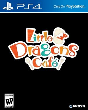 little dragons cafe aksys games ps4 nintendo switch cover