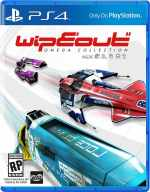 wipeout omega collection ps4 psvr cover