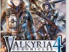 valkyria chronicles 4 sega nintendo switch cover