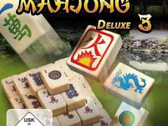 mahjong deluxe 3 markt & technik ps4 cover
