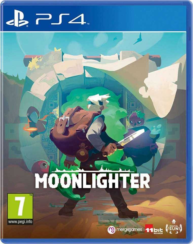 moonlighter merge games ps4 cover