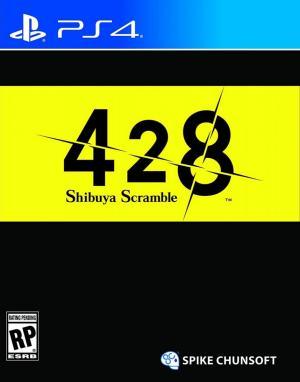 428 shibuya scramble spike chunsoft limitedgamenews.com ps4 cover