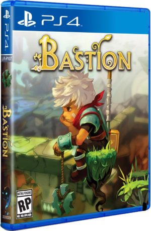 bastion supergiant games limitedrungames.com limitedgamenews.com ps vita ps4 cover