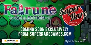 fairune collection super rare games limitedgamenews.com nintendo switch announcement