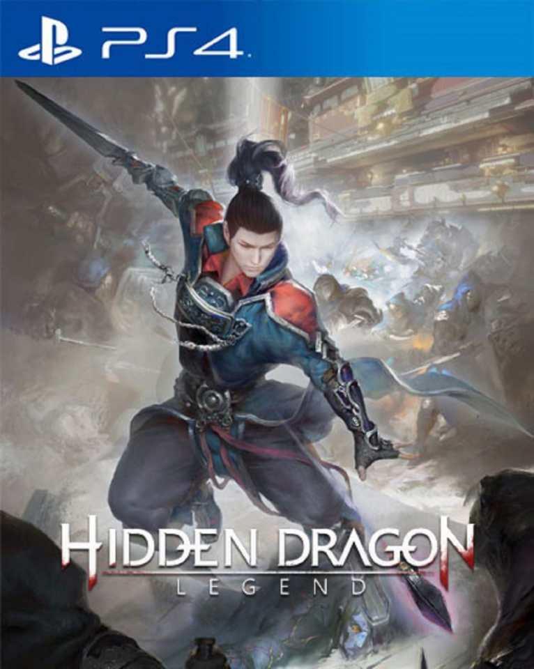 hidden dragon legend limitedgamenews.com ps4 cover