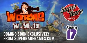 worms wmd team 17 super rare games limitedgamenews.com nintendo switch announcement