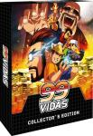 99Vidas Collectors Edition Strictly Limited Games PSVita Cover