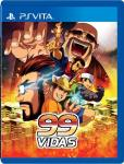 99Vidas Strictly Limited Games PSVita Cover