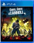 Guns Gore Cannoli Strictly Limited Games PS4 Cover