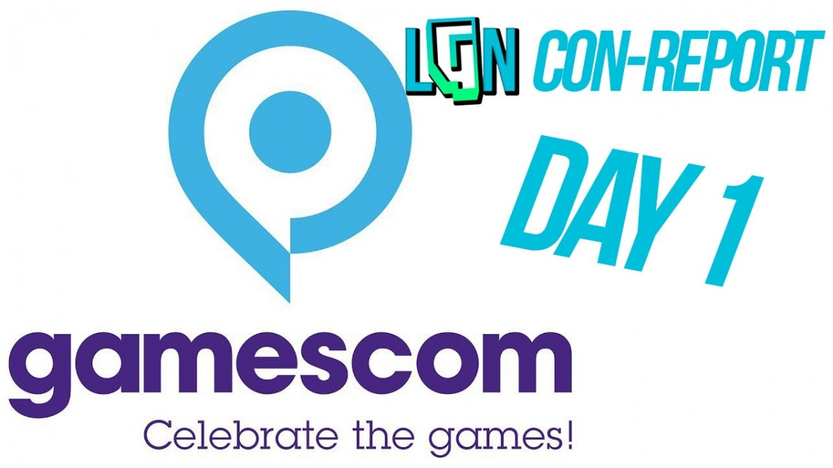 gamescom 2018 Day 1 - Limited Game News
