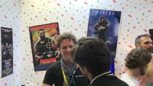 arcade crew gamescom 2018 booth