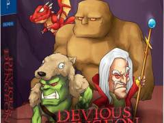 devious dungeon limited edition play exclusive eastasiasoft limitedgamenews.com ps4 ps vita cover