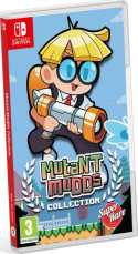 mutant mudds collection nintendo switch cover