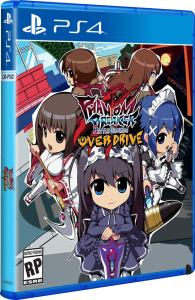 phantom breaker battlegrounds overdrive limitedrungames.com limitedgamenews.com ps4 psvita cover