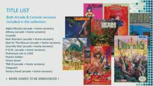 snk 40th anniversary gamescom 2018 presentation