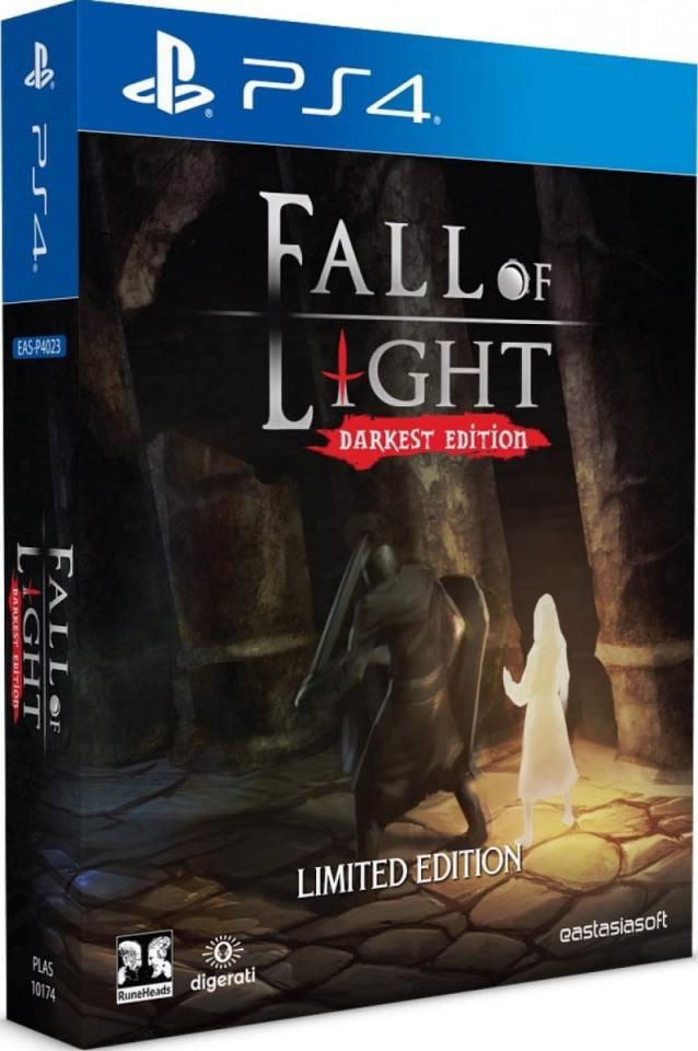 fall of light darkest edition limited edition eastasiasoft limitedgamenews.com ps4 cover